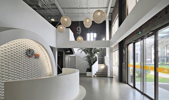 办公室设计3个细节创造时尚现代舒适办公空间