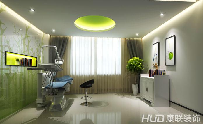 医疗美容门诊部装修经典案例效果图-办公室设计 医院设计 美容院设计