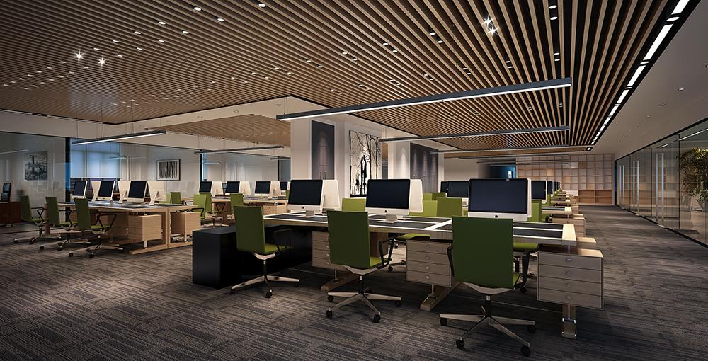 辦公室設計|醫院設計|廣州裝修設計公司|大型商業空間