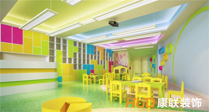 項目名稱:兒童體驗中心裝修設計 項目類型:教育培訓 項目面積:180