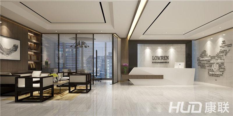 办公室设计极具个性和时尚感