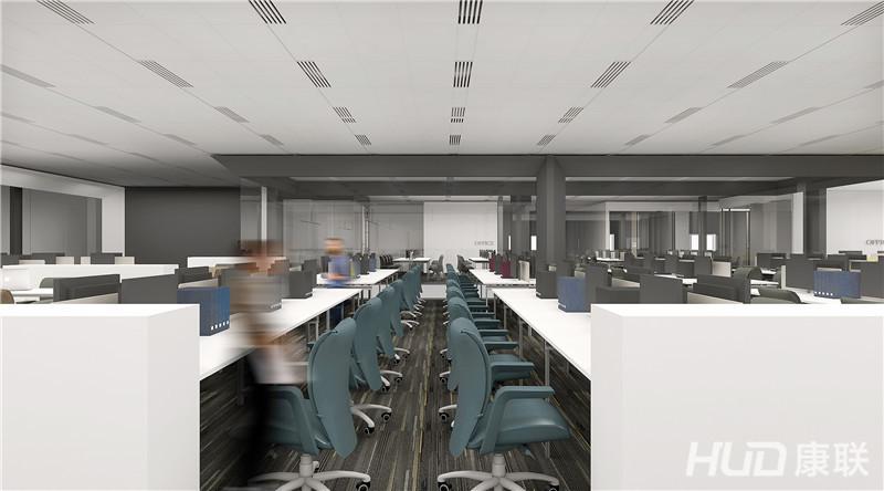 办公室装修,办公暗线安装