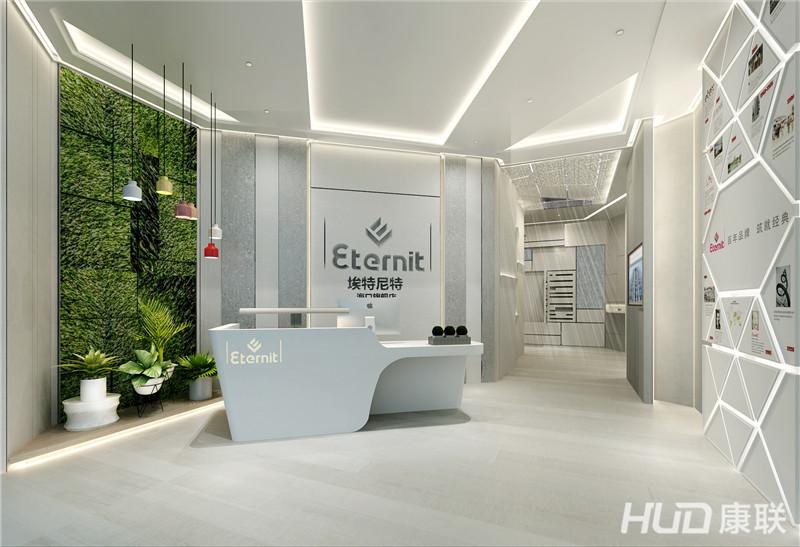 埃特尼特体验店设计前台设计效果图