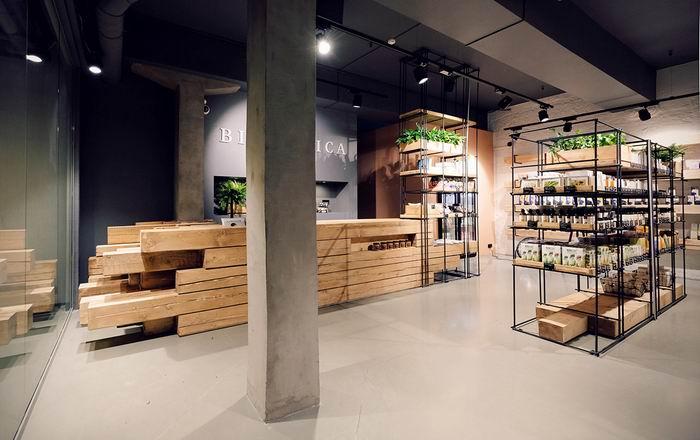 特色店铺设计,商业设计,店铺空间设计